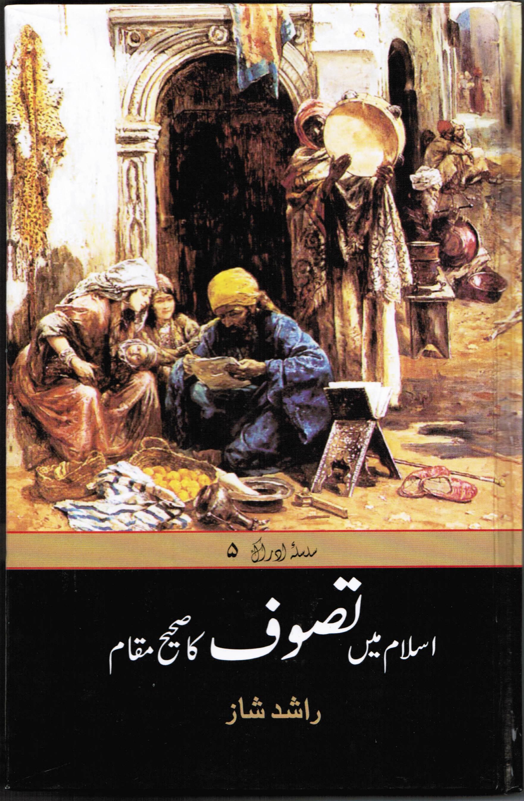 Islam me Tasoof ka sahi Muqam