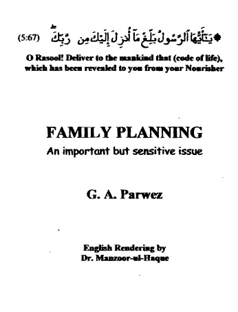 Family-Planning